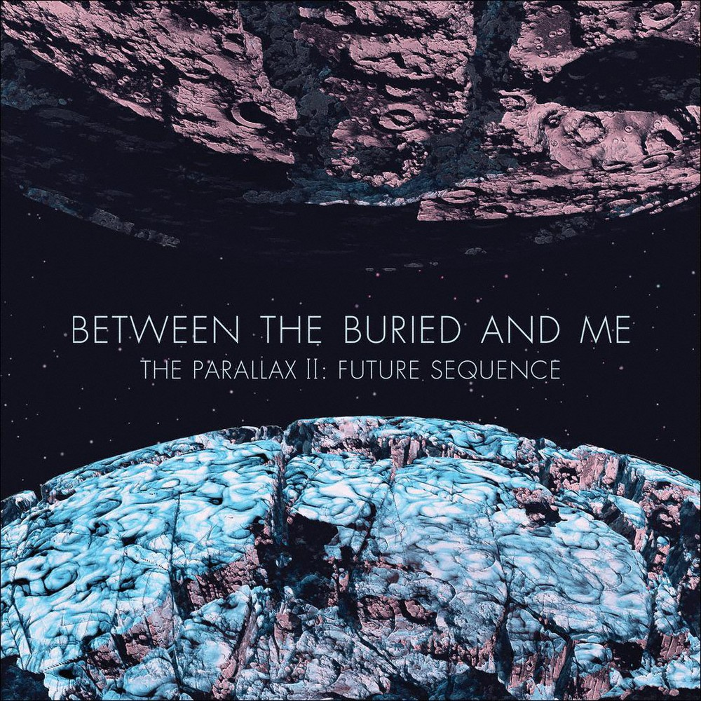 Between The Buried A - Parallax Ii:Future Sequence (CD)