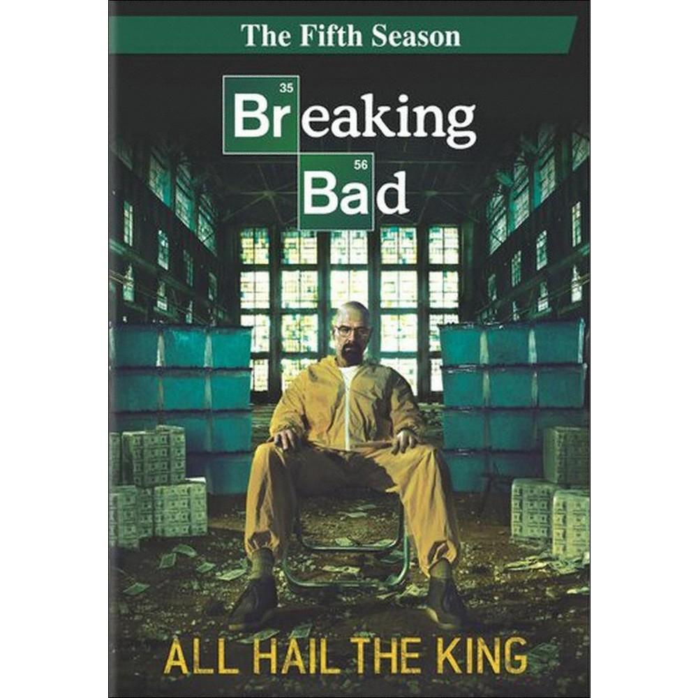 Breaking Bad: The Fifth Season (3 Discs) (Widescreen)