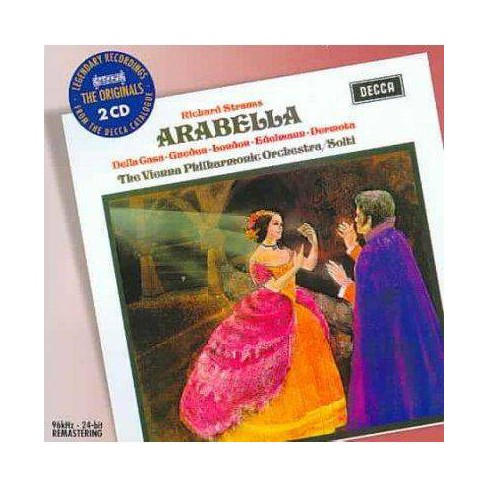 Vienna Philharmonic Orchestra - Strauss: Arabella (CD) - image 1 of 1