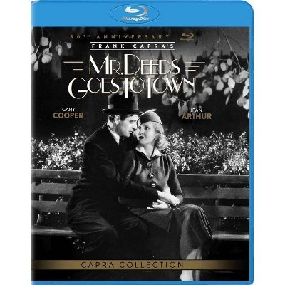 Mr. Deeds Goes To Town (Blu-ray)(2017)