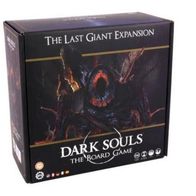 Last Giant Expansion Board Game