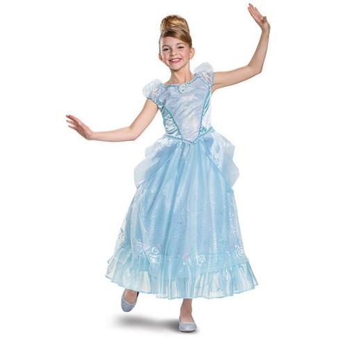 toddler deluxe disney princess cinderella halloween costume dress 3t 4t target toddler deluxe disney princess cinderella halloween costume dress 3t 4t
