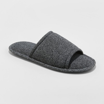 6ed16caada4 Men s Lonzo Slippers - Goodfellow   Co™ Gray