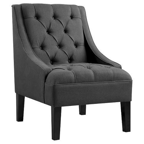 Vienna Twilight Accent Chair - Right 2 Home - image 1 of 2