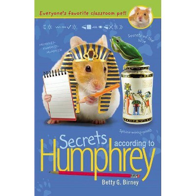 Secrets According to Humphrey ( Humphrey) (Reprint) (Paperback) by Betty G. Birney