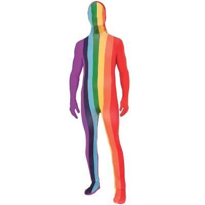Forum Novelties Rainbow Skin Suit Adult Costume