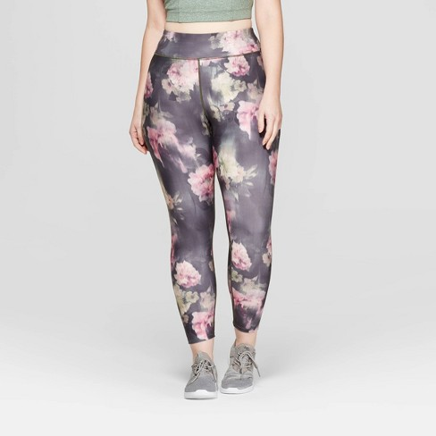 6e61c82b9f0 Women s Plus Size Performance Mid-Rise 7 8 Printed Leggings - JoyLab™