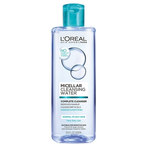 L'Oreal Paris Micellar Cleansing Water Normal/Oily 13.5oz - image 1 of 2