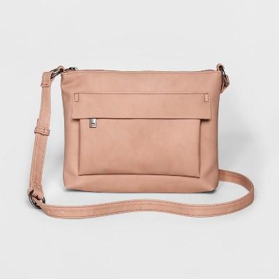 5d20b7a7c7 Campbell Crossbody Bag – Universal Thread™ Blush – Target Inventory ...