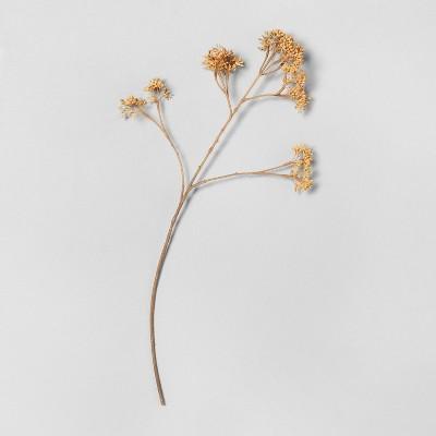 """25"""" Faux Golden Sedum Stem - Hearth & Hand™ with Magnolia"""