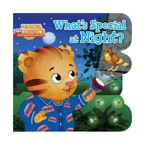 What's Special at Night? - (Daniel Tiger's Neighborhood) (Board_book) - image 1 of 1