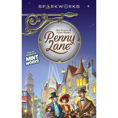 Penny Lane Board Game - image 1 of 1
