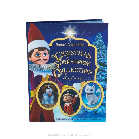 Santa's North Pole: A Christmas Storybook Collection - Target Exclusive Edition - image 1 of 1