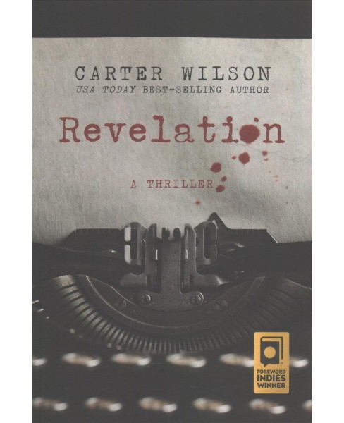 Revelation -  Reprint by Carter Wilson (Paperback) - image 1 of 1