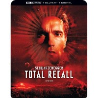 Deals on Total Recall: 30th Anniversary 4K UHD Digital + Blu-ray