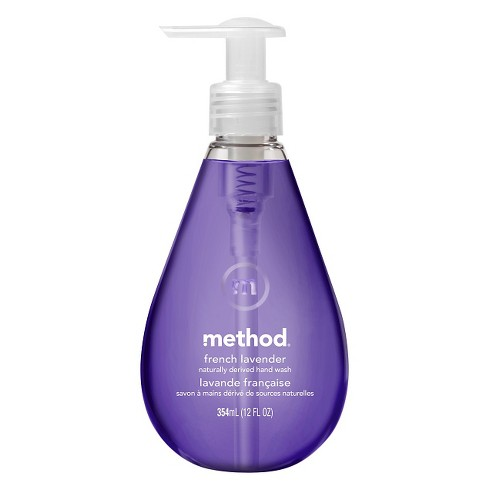 Method French Lavender Hand Wash 12 oz - image 1 of 2