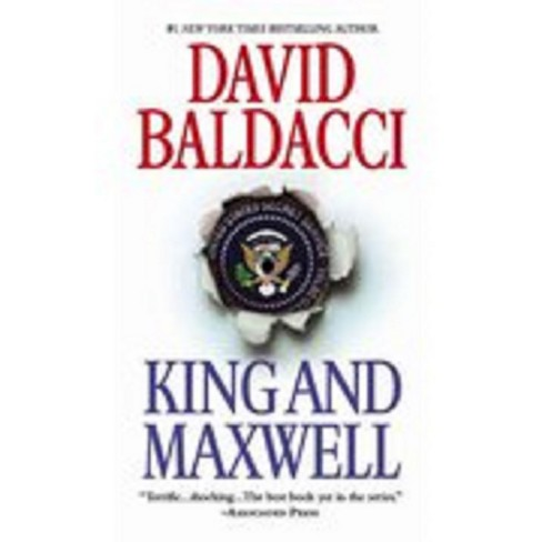 King and Maxwell (Paperback) by David Baldacci - image 1 of 1