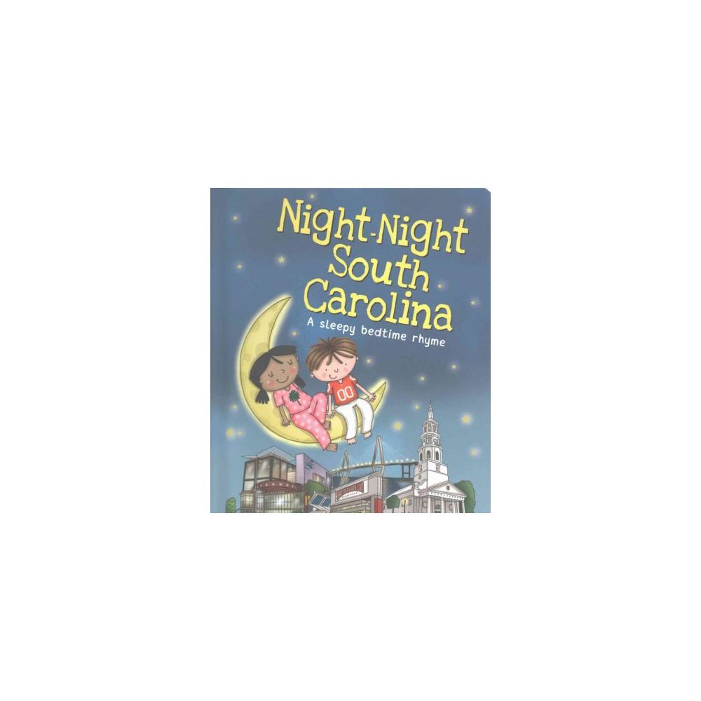 Night-Night South Carolina (Hardcover) (Katherine Sully)