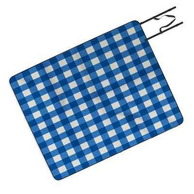 Holli Zollinger Gingham Picnic Blanket - Deny Designs