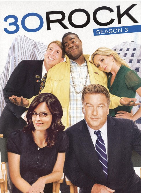 30 Rock: Season 3 [3 Discs] - image 1 of 1