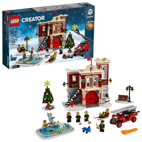 LEGO Creator Winter Village Fire Station 10263 - image 1 of 4
