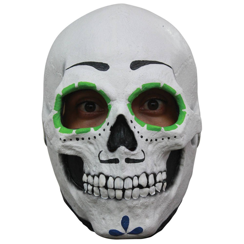 Image of Catrin Skull Latex Mask - One Size