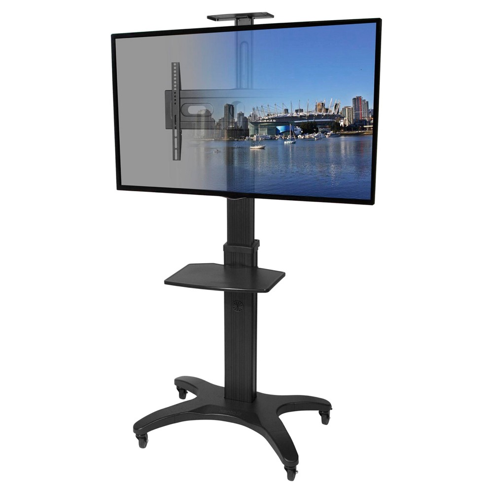 "Kanto Mobile TV Stand For 32""-55"" Flat Screen Display - Black (MTMA55PL)"