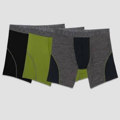 Black/Green/Gray