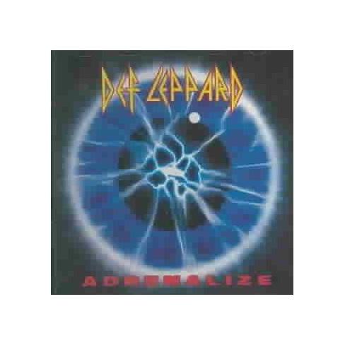 Def Leppard; Def Leppard - Adrenalize (CD) - image 1 of 1