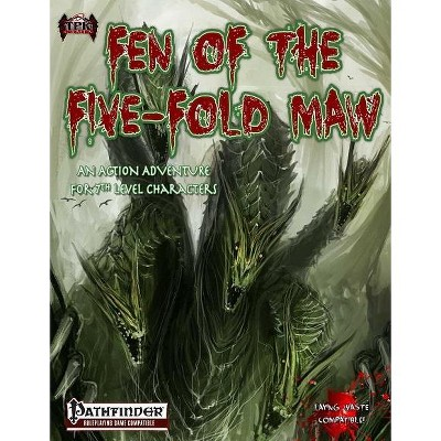 Fen of the Five-Fold Maw Softcover