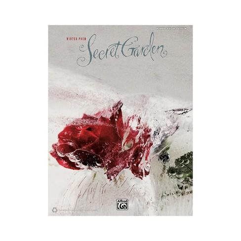 Alfred Secret Garden - Winter Poem PVC with Violin Book - image 1 of 1
