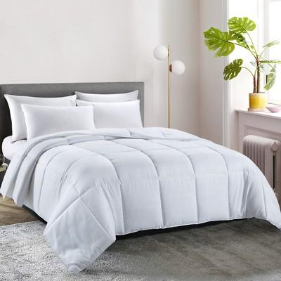 Puredown lightweight Quilted Down Alternative Comforter