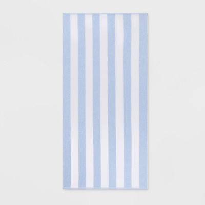 Cabana Striped Beach Towel - Sun Squad™