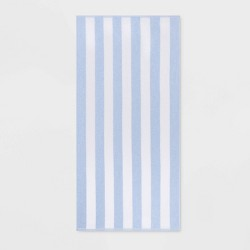 Cabana Striped Beach Towel - Sun Squad™
