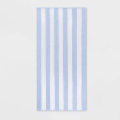 Cabana Striped Beach Towel - Sun Squad™ - image 1 of 1