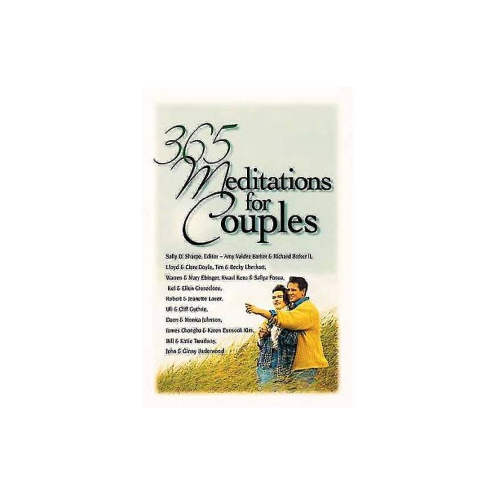 365 Meditations For Couples Paperback