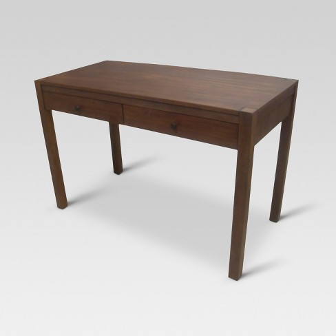 Parsons Desk with Drawers - Threshold™ - image 1 of 6