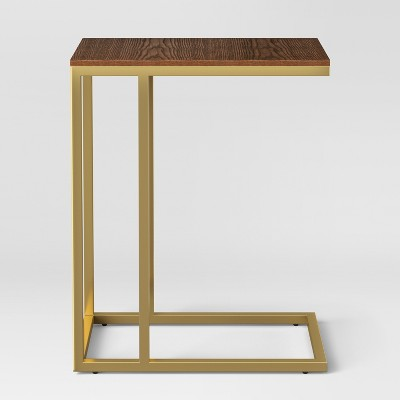 Antwerp C-Table - Walnut - Project 62™