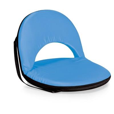 Picnic Time Metro Portable Reclining Seat - Blue