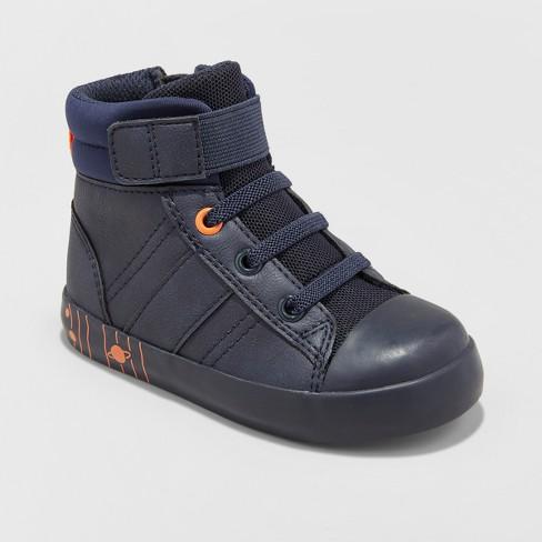 Toddler Boys' Ayden Casual Sneakers -Cat & Jack™ Navy - image 1 of 3