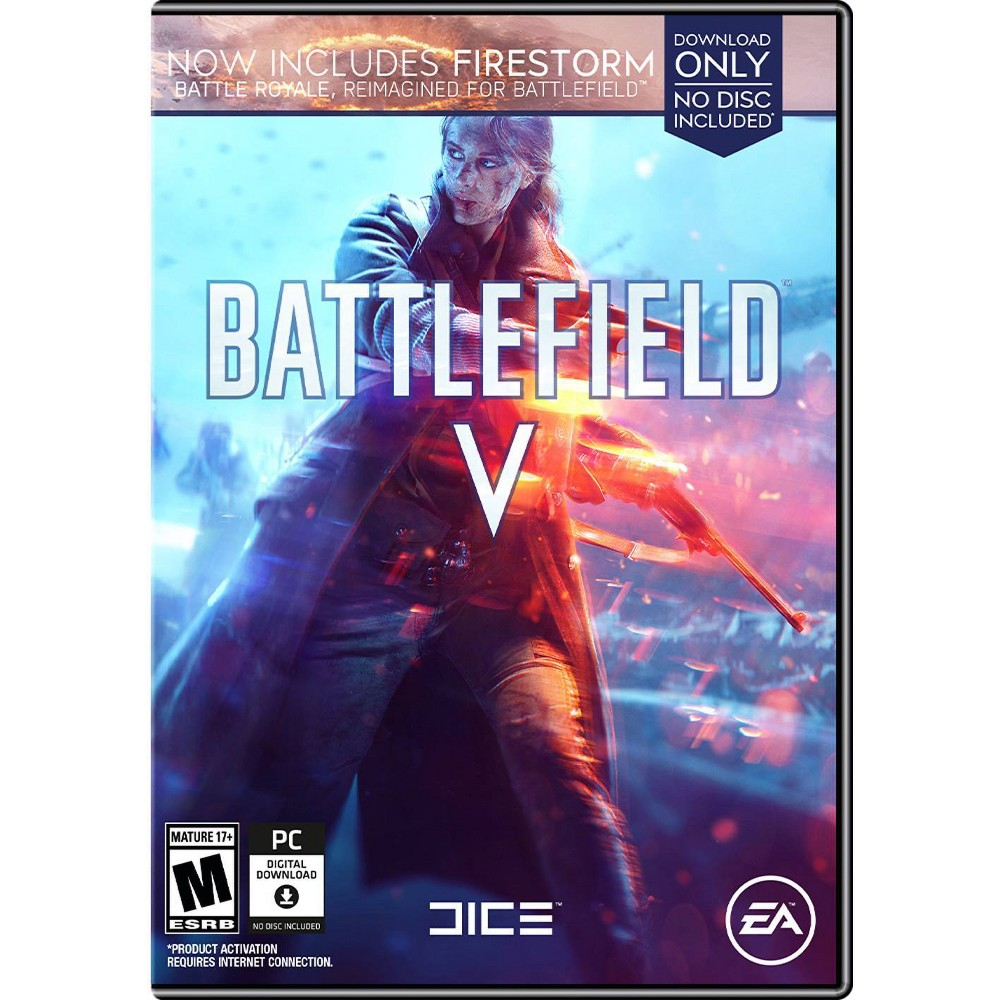 Battlefield V - PC Game, video games