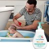 Baby Dove Sensitive Moisture Tip-to-Toe Fragrance-Free Wash - 13 fl oz - image 4 of 4