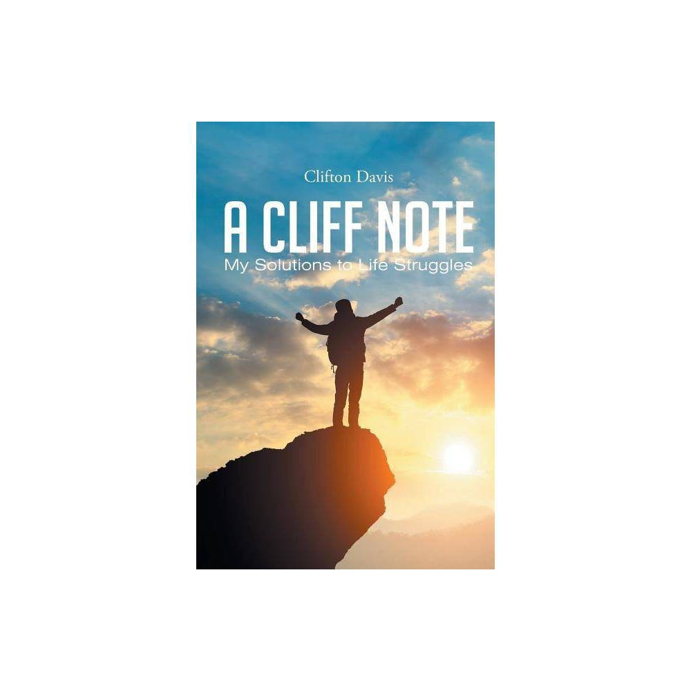 A Cliff Note By Clifton Davis Paperback