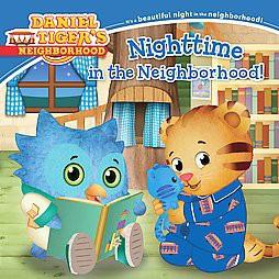 Nighttime in the Neighborhood ( Daniel Tiger's Neighborhood) - by Becky Friedman (Paperback)
