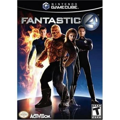 Fantastic Four - Nintendo Gamecube
