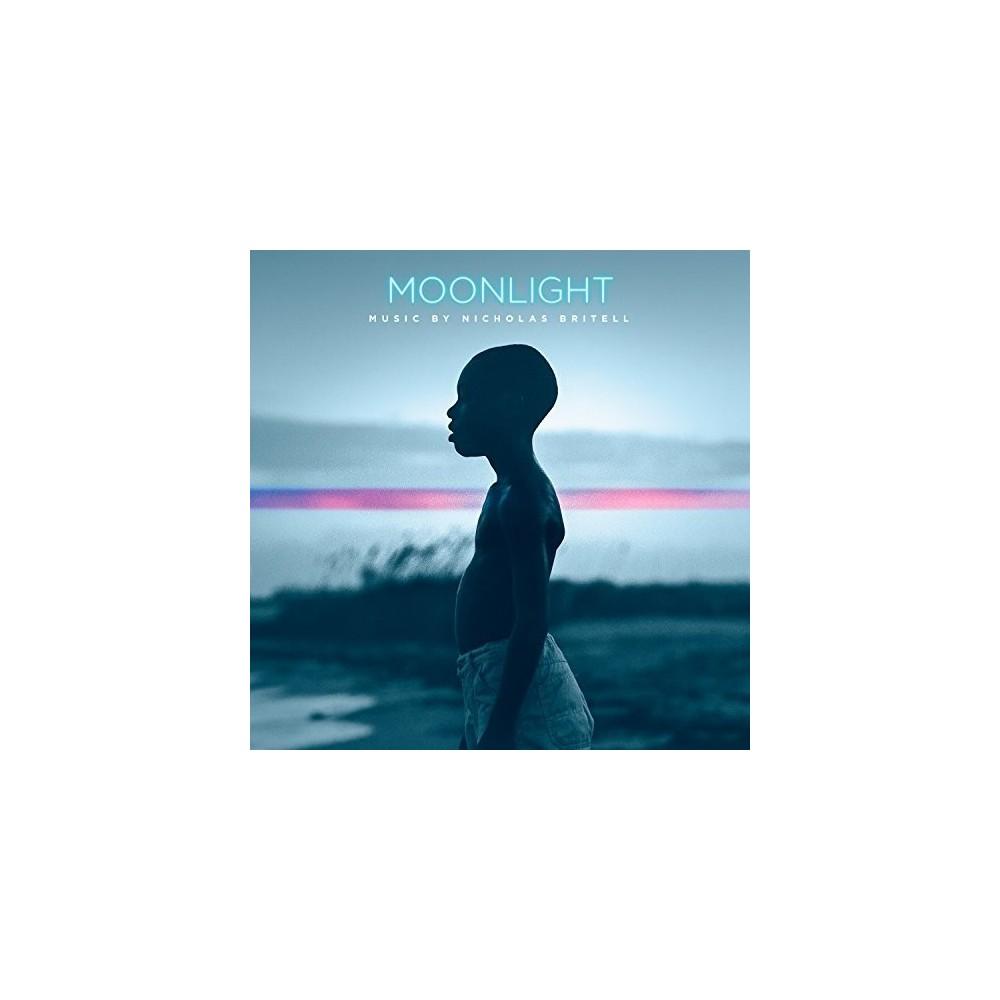 Nicholas Britell - Moonlight (Osc) (Vinyl)