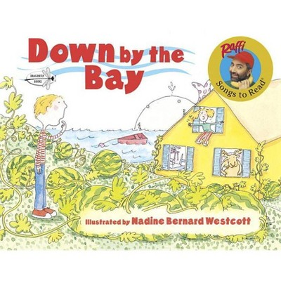 Down by the Bay - (Raffi Songs to Read) (Paperback)