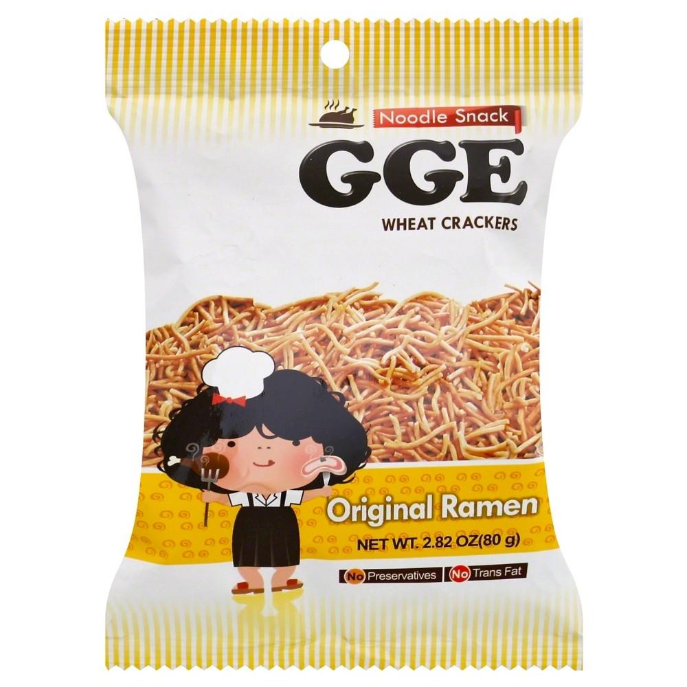 Wei Lih Good Good Eats Original Ramen Wheat Crackers 3.52 oz