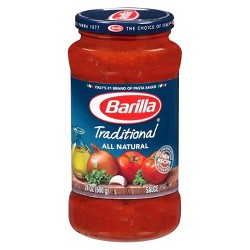 Barilla Traditional Pasta Sauce 24 oz