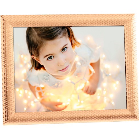 8 Wifi Digital Frame Rose Gold Polaroid Target